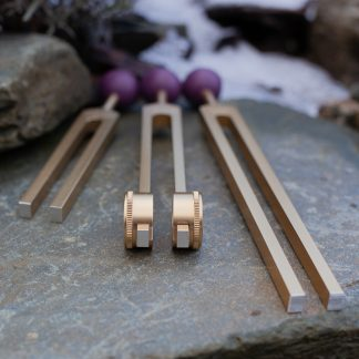 Gold Tone Tuning Forks